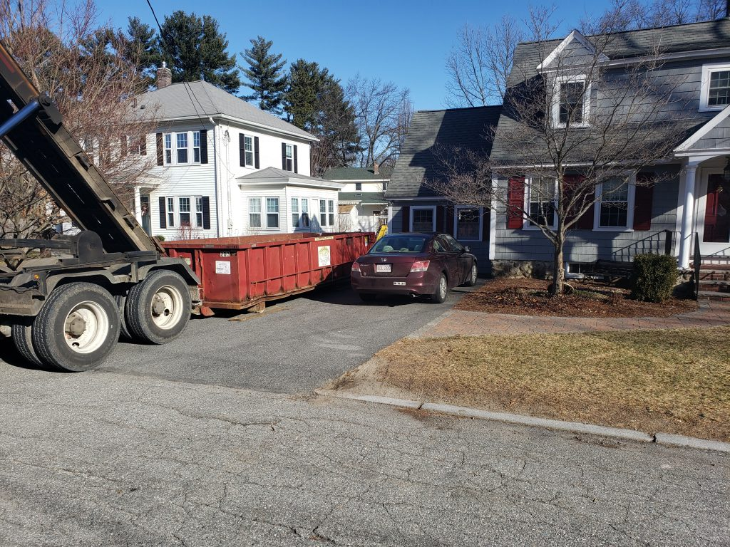 Get Rid of Yard Waste in North Chelmsford | Dumpsters R Us ...