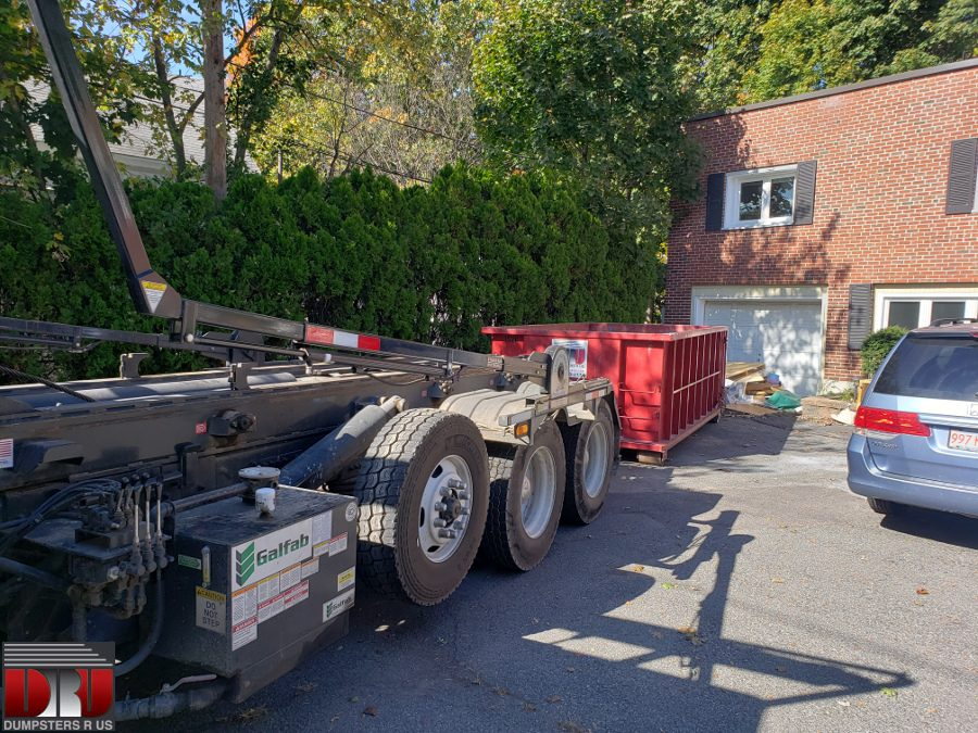 Online Dumpster Order in Lowell, MA   Dumpsters R Us, Inc