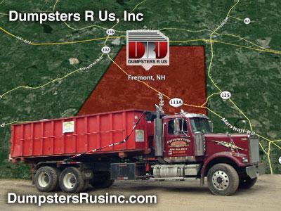 Dumpster Rental Fremont, New Hampshire