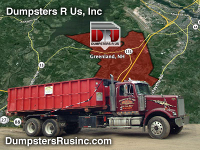 DumpsterRental Greenland, New Hampshire