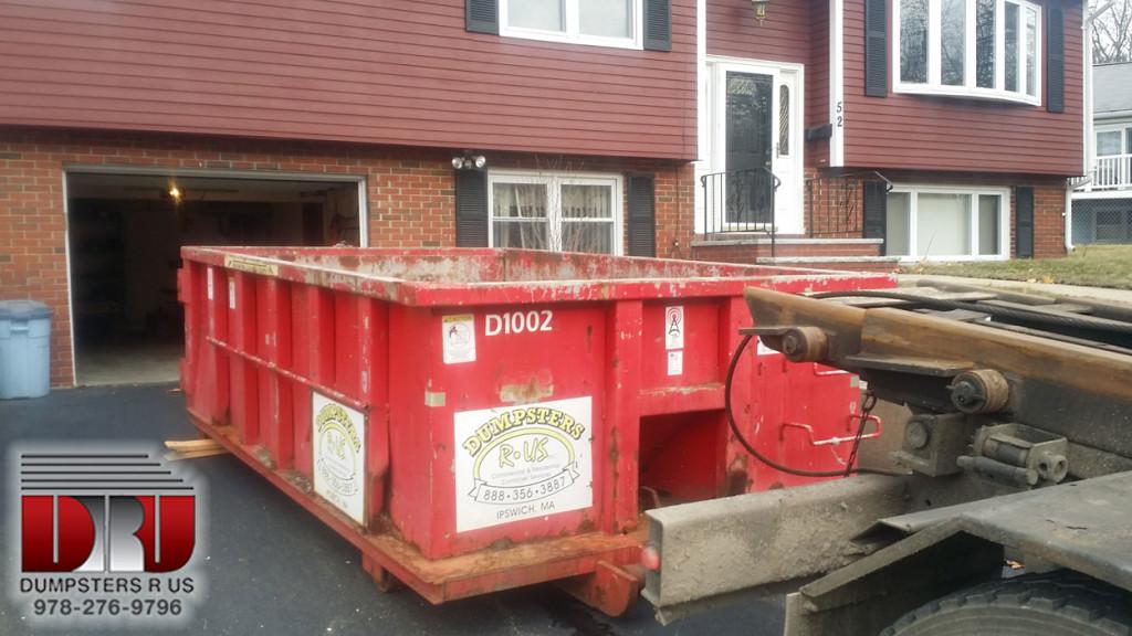 Methuen residential dumpster rental for junk