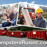 Dumpster rental in New Hampshire - Residential & Construction