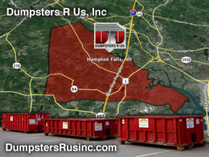 Dumpster Rental New Hampshire - Hampton Falls