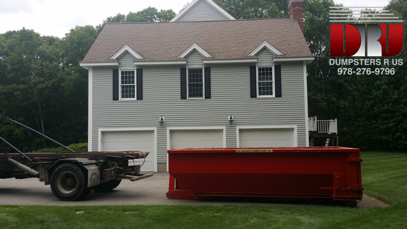 Dumpsters R Us, Inc, the professional dumpster rental compan i North Andover_MA providing dumpster rental in MA & NH. Dumpsters R Us, Inc provides dumpster rental & junk disposal for yard waste, construction debris, roofing shingles, demolition concrete debris and residential clean-out jobs that are too much for your weekly garbage pick-up.