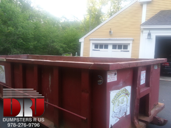 10 yard dumpsters, dumpster rental, north reading_ma, garbage pick up, clean out jobs, abc disposal, construction debris, dumpsters r us