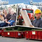 Residential and Construction Dumpster Rental MA - NH