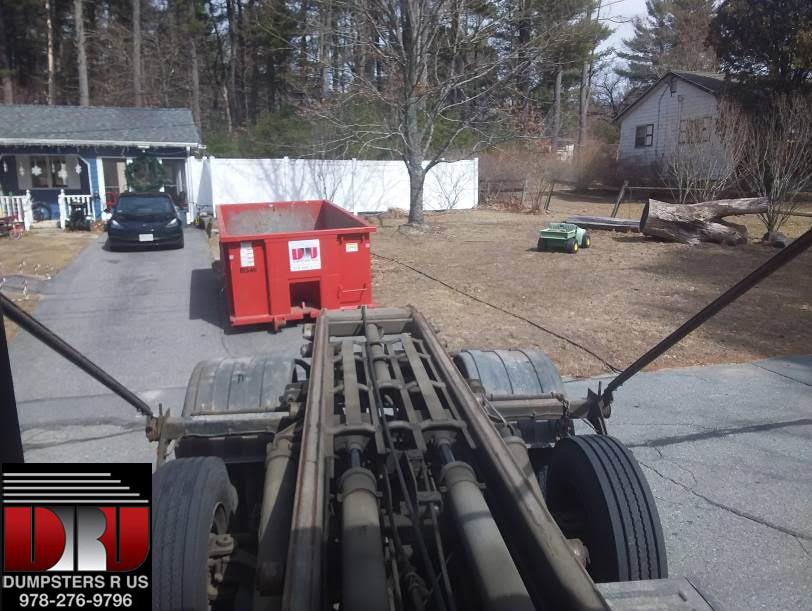 15 Yard ABC Dumpster Rental in Chelmsford MA | Dumpsters R ...